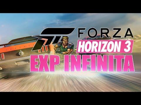 Trucos de Forza Horizon 3 - Como conseguir experiencia infinita