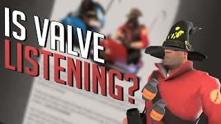 Repeat youtube video TF2: Maybe Valve Isn't Listening (Scream Fortress 2016 Update)