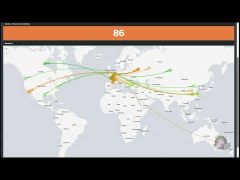 Geekeries org - Splunk - Missiles map dashboard - YouTube