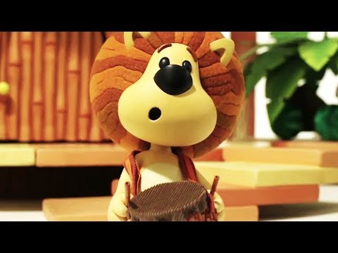 Raa Raa The Noisy Lion | Raa Raa's Great Big Noise  | English Full Episodes | Cartoon For Kids🦁