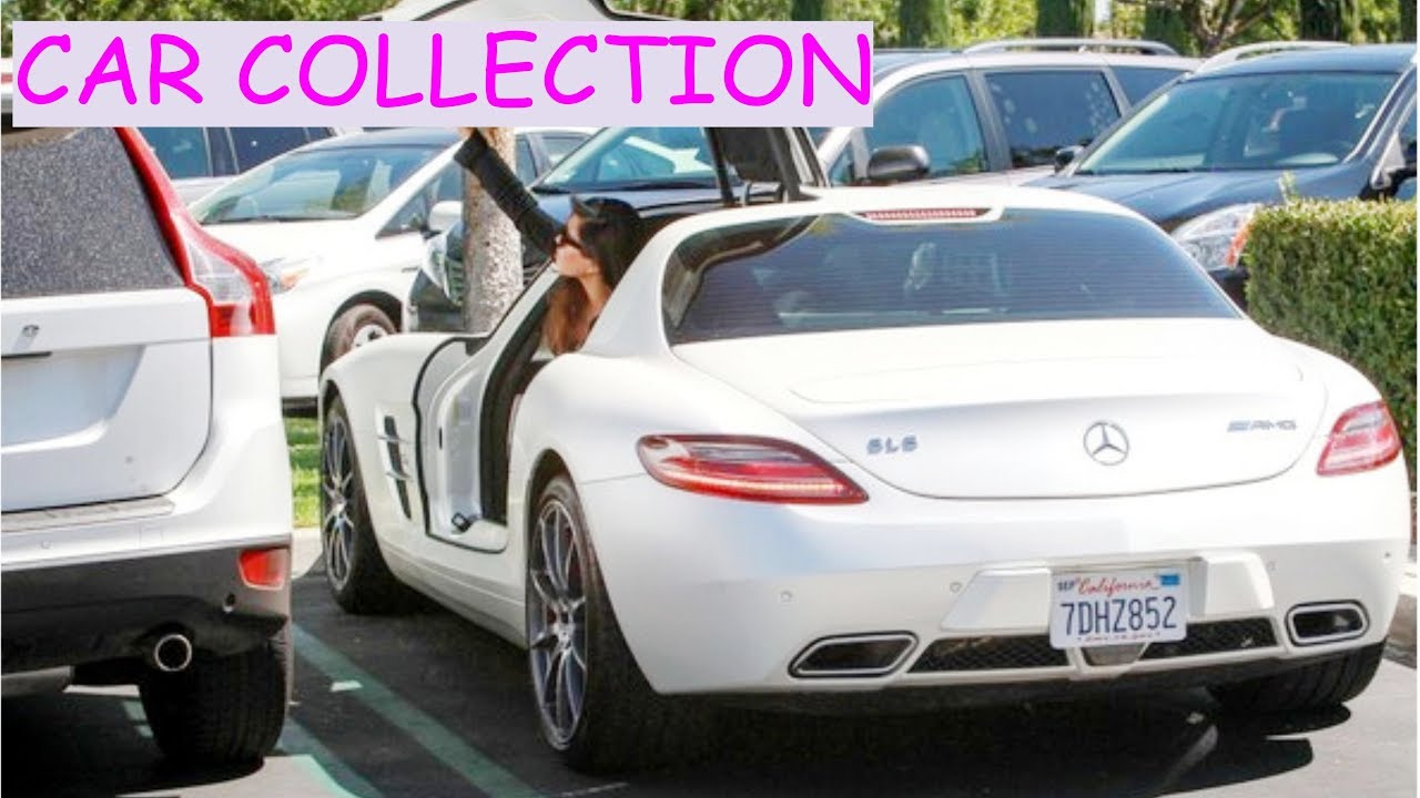 Kourtney Kardashian Car Collection Youtube