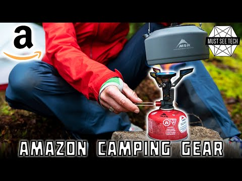 Top 9 Useful Camping Gadgets To Buy On Amazon In 2020