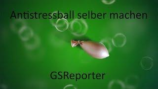 Anti Stressball Selbst Machen Mehl
