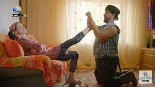Moldovenii - Varvara il transforma pe Mitica in sotul perfect?