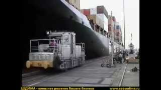 Гидродемонтаж бетона. Ремонт железнодорожных путей(, 2012-10-22T13:16:08.000Z)