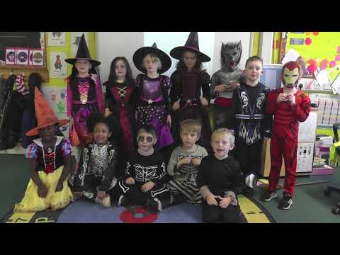 Infants Halloween Assembly