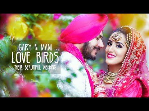 Best Wedding Highlights 2017 | Cute Punjabi Couple | Vipul Sharma Photography | Rukh Akhil