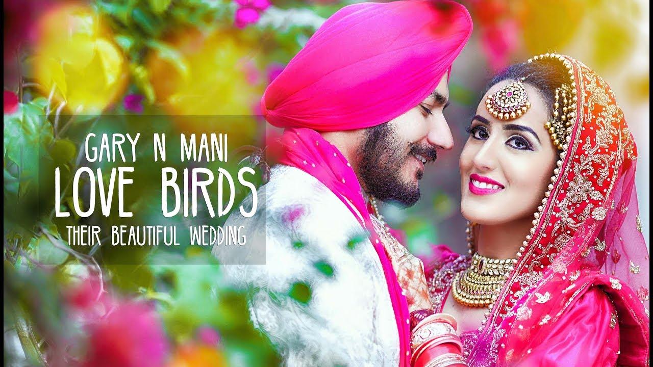 Best Wedding Highlights 2017 Cute Punjabi Vipul Sharma Photography Rukh Akhil