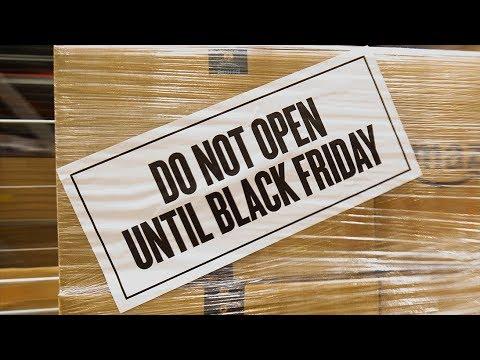 Straßenumfrage zum Black Friday