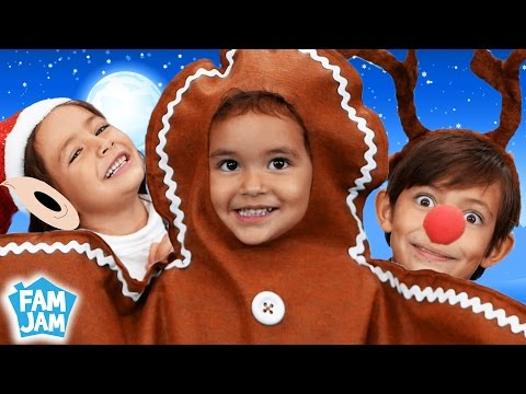 Thumbnail: Finger Family Christmas | FAM JAM