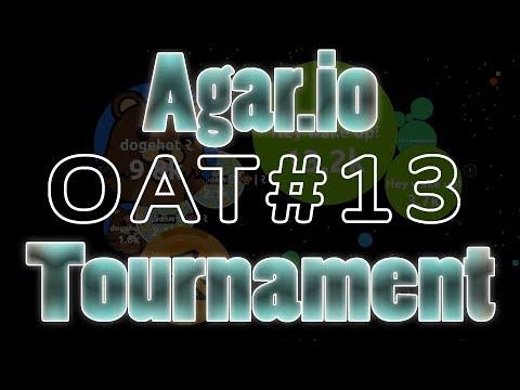 Agar.io - OAT#13 Highlights - Ft. [ર] [➶] [VNTR] [VIP] thumbnail
