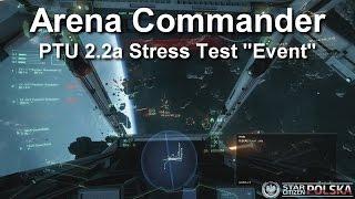 "Arena Commander ""PTU 2.2a Stress Test Event"""
