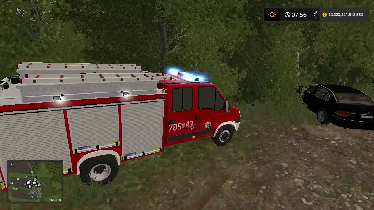 Farming simulator 2017 Na ratunek Kociołowi Ukradł radiowóz i rozjechał ludzi co się z nim stało?