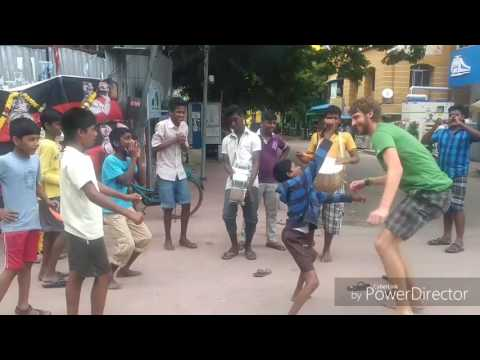 Amma died - foreigner death dance