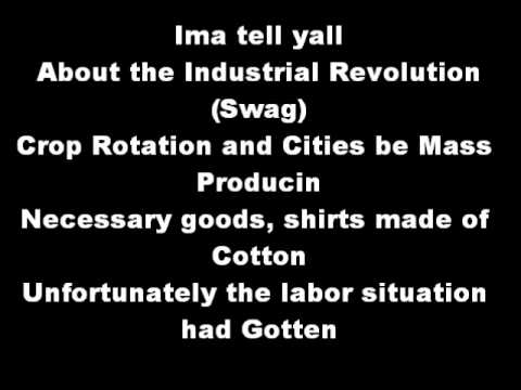 Dough Boi - The Industrial Revolution (For Class)