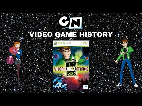Ben 10: Alien Force - Vilgax Attacks (360/Wii/PS2/PSP) REVIEW - Cartoon Network Video Game History