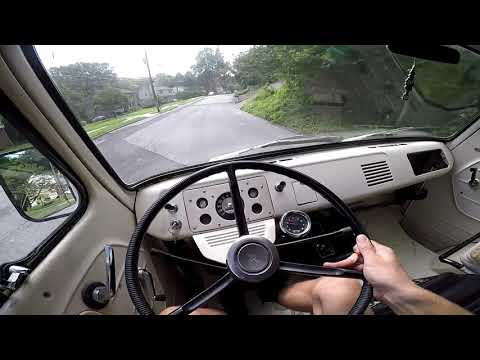 DRIVING IT FOR THE LAST TIME | 1964 Ford Econoline