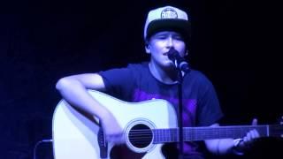 Jai Waetford LIVE HD- Don't Let Me Go