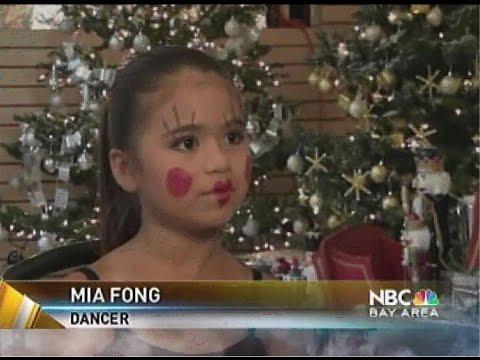 San José Dance Theatre's, The Nutcracker on NBC Bay Area News