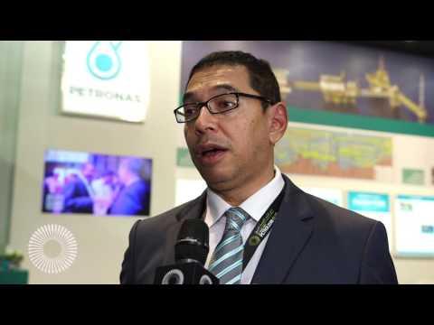 Noor Azahar Ibrahim - Senior GM Resource Exploration, Malaysia Petroleum Management, Petronas