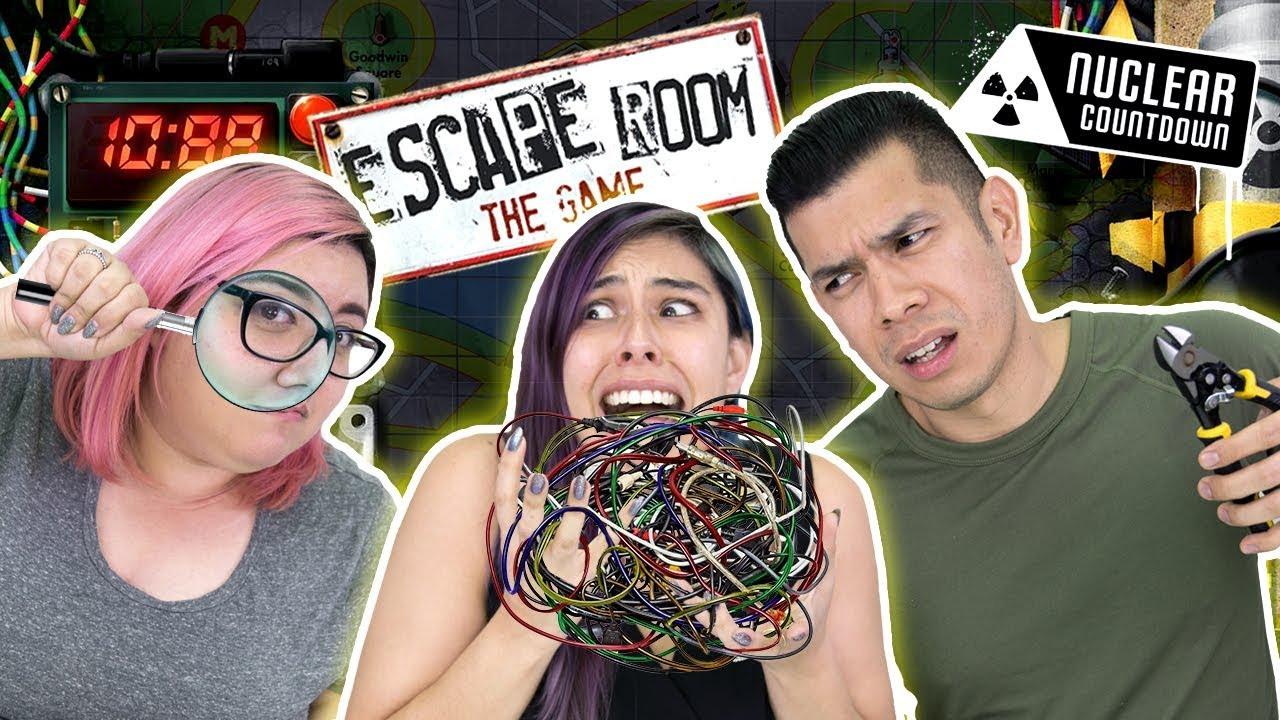 Escape Room Nuclear Countdown Lösung
