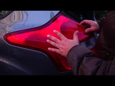 Как снять задний фонарь на Форд Фокус 3? Легко!