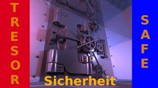 Sicherheit (Datenschutz, Online-Bank und Fort Knox-Tresortüren aus spiritueller Sicht)