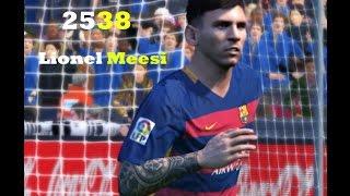 Pes 16 Faces+Tattoo L.Messi
