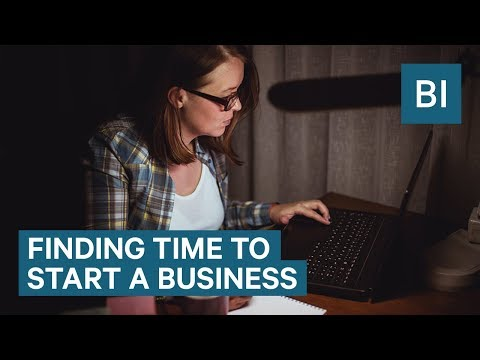 The best way to start a business when you