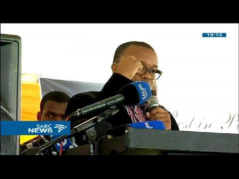 ANC slain convener Musawenkosi 'Maqatha' Mchunu laid to rest