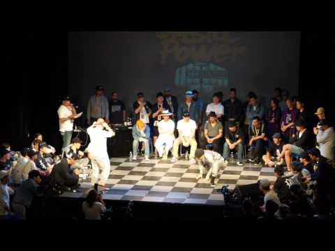 JR TACO VS BOOGIE BOOGIE Asia Power vol.1