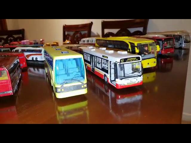 Colección Buses a Escala