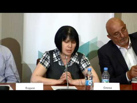 (English) Without Russian gas. Ukraine crisis media center, 9th of July 2014