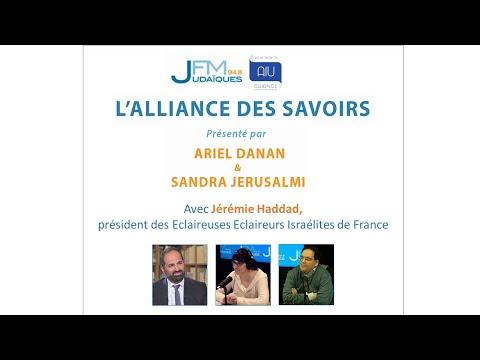 Interview De Jérémie Haddad Président Des Éclaireuses Éclaireurs Israélites De France