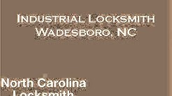Industrial Locksmith Wadesboro, NC