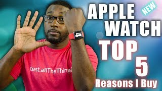Apple Watch Series 4 - Why You Should Buy!