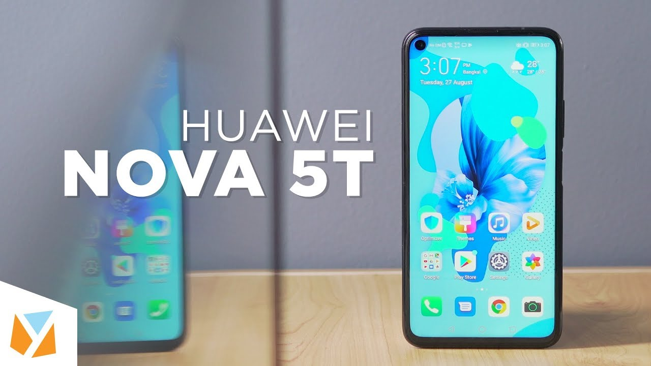 Huawei Nova 5t Review Yugatech Philippines Tech News