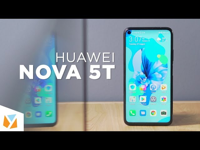Huawei Nova 5T Review: Kirin 980 under PHP20K!