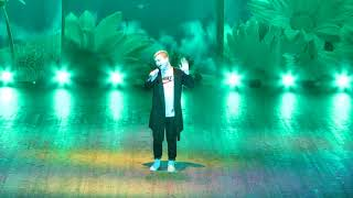 Ельдар Закіров - виступ на гала концерті. Фестиіваль української пісні 2017