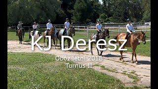 KJ Deresz Obóz letni 2018 Turnus 2