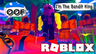 I Was DEFEATED By The BANDIT KING 😭(Roblox Adventure Story PT. 3)