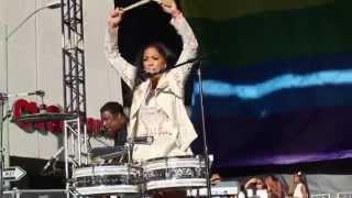 Sheila E, Leader of the Band, Live, Oakland Pride, 2014