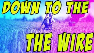 DOWN TO THE WIRE! ( PUBG ) Final Four with IceMaN 8o4