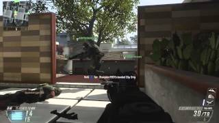 Black Ops 2 Multiplayer Gameplay LIVE Online #2 - CREATE A CLASS Gameplay (XBOX360/PS3/PC)