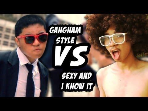 COSBIT - Gangnam Style VS. Sexy and I Know it เซ็กซี่นัมสไตล์ (Parody)