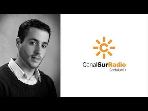 Entrevista  a Andrés Sampedro en Canal Sur Radio.