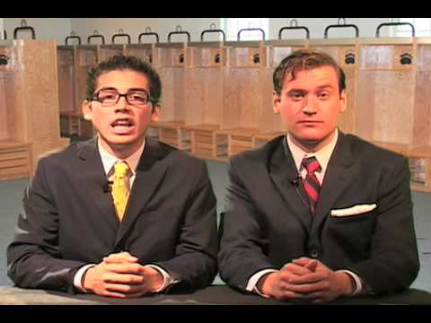 Bowdoin Cable News: Sports 11.03.08 (Part 1)