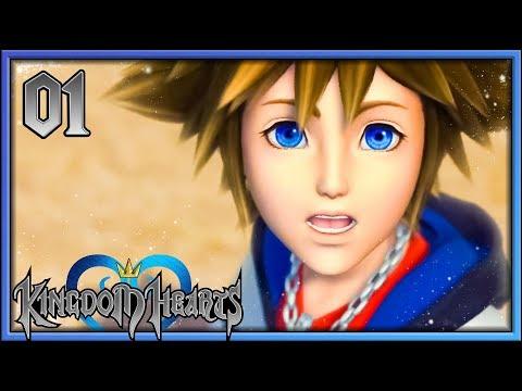 KINGDOM HEARTS 1 HD : Découverte d'un Mythe ! #01