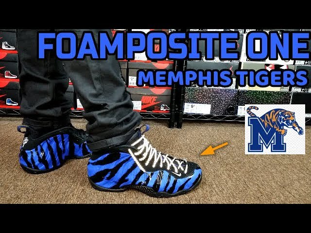 AIR FOAMPOSITE ONE CRACKED LAVA ReUp Philly
