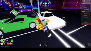 Детские игры Roblox Безумный город Бесплатная машина Саша рассказывает о этой игре